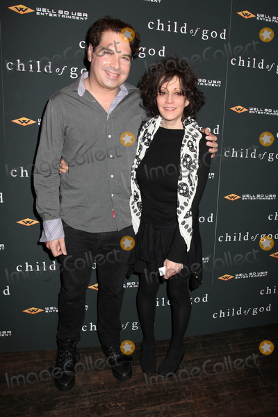 Amy Heckerling Photo - Photo by HQBstarmaxinccom2014ALL RIGHTS RESERVEDTelephoneFax (212) 995-119673013Amy Heckerling (R) and Joel Michaely (L) at the premiere of Child of God(NYC)