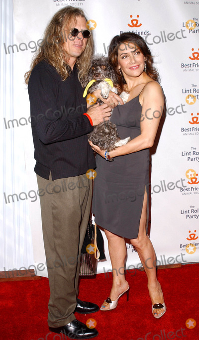 Marina Sirtis married michael lamper