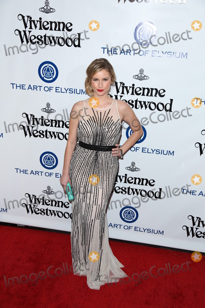 Brianna Brown Photo - Photo by JMAstarmaxinccomSTAR MAX2016ALL RIGHTS RESERVEDTelephoneFax (212) 995-11961916Brianna Brown at The Art of Elysiums Ninth Annual Heaven Gala(Culver City CA)