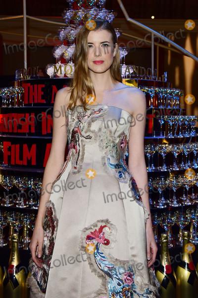Agyness Deyn Photo - Photo by KGC-42starmaxinccomSTAR MAXCopyright 2015ALL RIGHTS RESERVEDTelephoneFax (212) 995-119612615Agyness Deyn at the Moet British Independent Film Awards(London England UK)