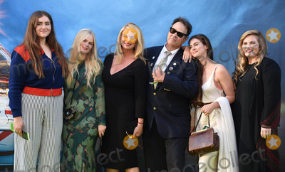 Dan Aykroyd Photo - Photo by KGC-11starmaxinccomSTAR MAX2016ALL RIGHTS RESERVEDTelephoneFax (212) 995-119671016Dan Aykroyd Donna Dixon Belle Aykroyd Stella Aykroyd Danielle Aykroyd and Augusta Aykroyd at the premiere of Ghostbusters(Los Angeles CA)