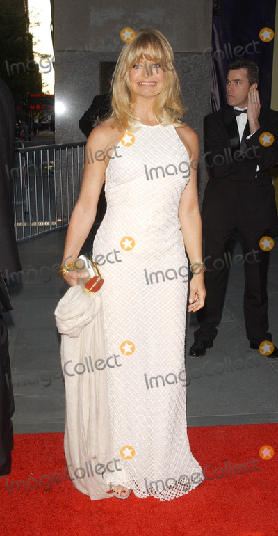 Goldie Hawn Photo - Photo by Peter KramerSTAR MAX Inc - copyright 20025502Goldie Hawn at the 75th Anniversary of NBC(NYC)