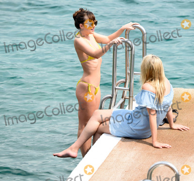 Jamie Dornan Photo - Photo by KGC-195starmaxinccomSTAR MAX2016ALL RIGHTS RESERVEDTelephoneFax (212) 995-11967121650 Shades of Grey Jamie Dornan and Dakota Johnson are seen filming scenes on the beach in the Cte dAzu