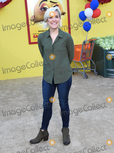 Hannah Hart Photo - Photo by KGC-11starmaxinccomSTAR MAX2016ALL RIGHTS RESERVEDTelephoneFax (212) 995-11968916Hannah Hart at the premiere of Sausage Party(Los Angeles CA)