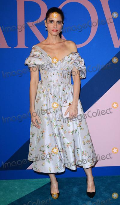 Amanda Peete Photo - Photo by Patricia SchleinstarmaxinccomSTAR MAX2017ALL RIGHTS RESERVEDTelephoneFax (212) 995-11966517Amanda Peet at The 2017 CFDA Fashion Awards in New York City