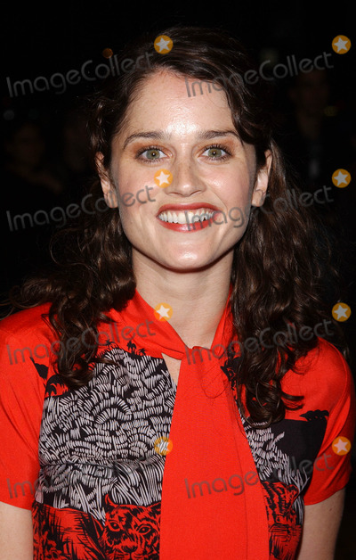 Robin Tunney Photo - Photo by Peter KramerSTAR MAX Inc - copyright 20024902Robin Tunney at the premiere of Human Nature(NYC)