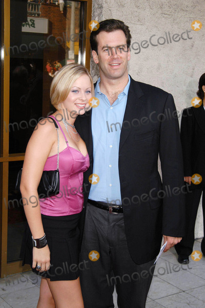 Alex Michel Photo - Photo by Tom LauLoud  Clear MediaSTAR MAX Inc - copyright 200372703Alex Michel (the first The Bachelor)  his date Courtney at the World Premiere of Gigli from Columbia Pictures(Westwood CA)