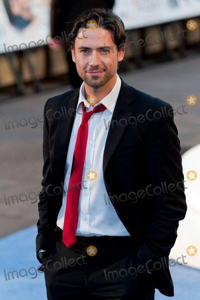 ADAM RAYNER Photo - Adam Rayner attends the UK premiere of The death and life of Charlie St Cloud held at the Empire cInema Leicester Square London UK 09162010
