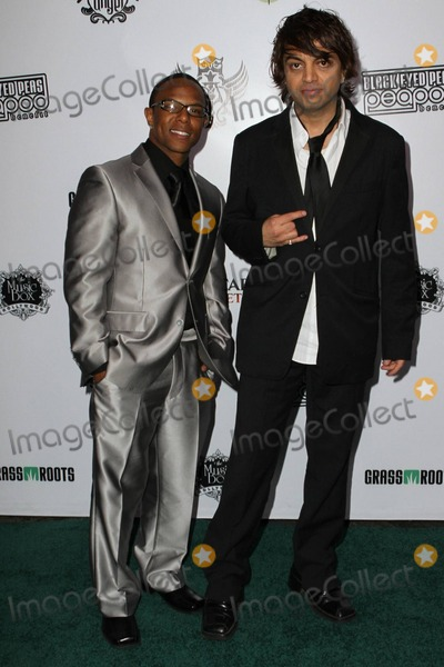 Zane Photo - Lil Zane and Prince Ali arrive at the seventh annual Black Eyed Peas Peapod Benefit Concert held at the Music Box Theatre Los Angeles CA 021011