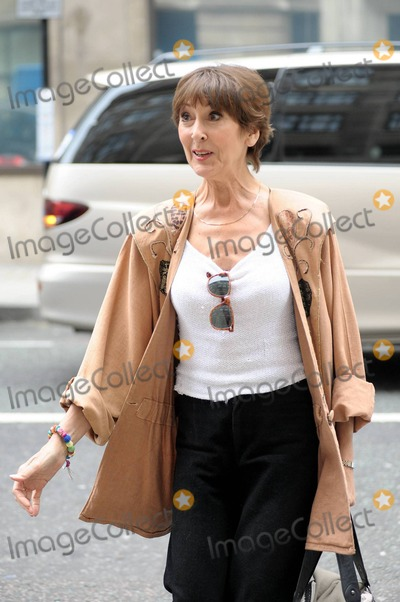 Anita Harris Photo - Reportedly penniless and evicted from her London home last year due to debt Anita Harris is all smiles during a visit to the BBC The actress and singer was one of the brightest young stars of the 1960s London UK 9610