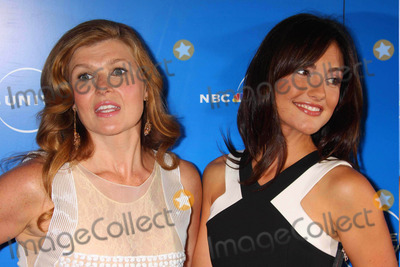 Minka Photo - Connie Britton and Minka Kelly Arriving at the NBC Universal Experience at Rockefeller Center on 05-12-2008 Photo by Henry McgeeGlobe Photos Inc 2008