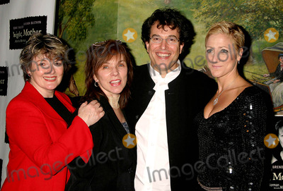 Marsha Norman Photo - Brenda Blethyn Marsha Norman Michael Mayer and Edie Falco Arriving at the Opening Night Party For Night Mother at Tavern on the Green in New York City on November 14 2004 Photo by Henry McgeeGlobe Photos Inc 2004
