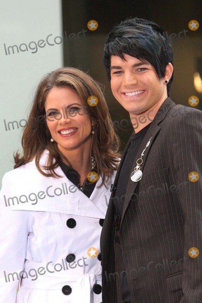 Natalie Morales Photo - New York NY 05-28-2009Natalie Morales and Adam Lambert AMERICAN IDOL Season 8 runner-up  on NBCs TODAY Show Toyota Concert Series at Rockefeller PlazaDigital photo by Lane Ericcson-PHOTOlinknet