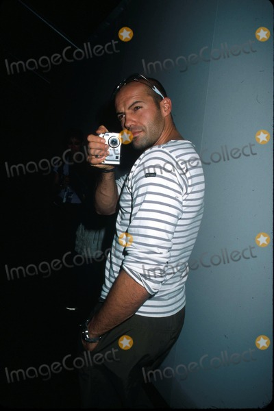 BILLY  ZANE Photo - Marc Jacobs Spring 2002 Collection  Perfume Launch NYC 091001 Photo by Henry McgeeGlobe Photos Inc
