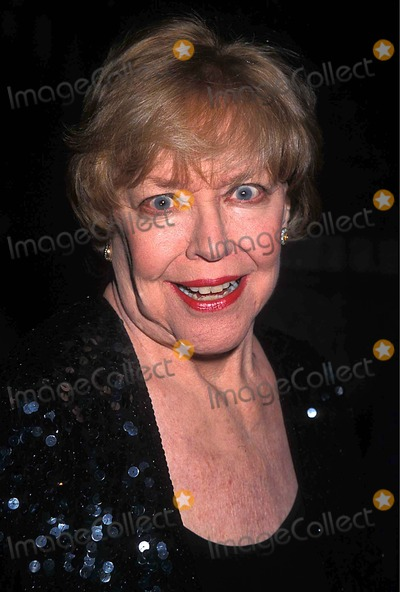 Dorothy Loudon Photo - Elaine Stritch After- Party at Bryant Park Grill New York City 02212002 Photo Henry Mcgee Globe Photos Inc 2002 Dorothy Loudon Dorothyloudonretro