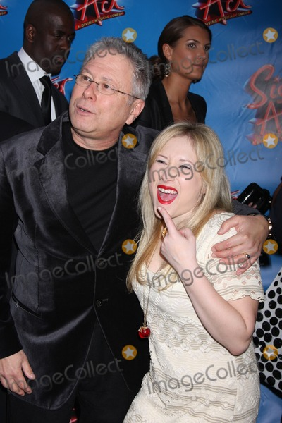 Alan Menken Photo - New York City 20th April 2011Alan Menken and daughter Anna at opening night of Sister Act on Broadway at The Broadway TheatrePhoto by Adam Nemser-PHOTOlinknet