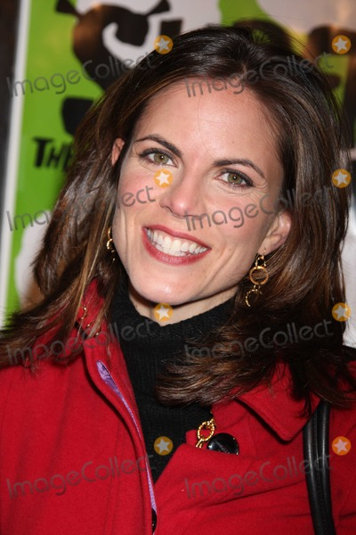 Natalie Morales Photo - NYC  121408Natalie Morales and son Josh (4 years old)opening night of SHREK The Musical on BroadwayThe Broadway TheatreDigital Photo by Adam Nemser-PHOTOlinknet