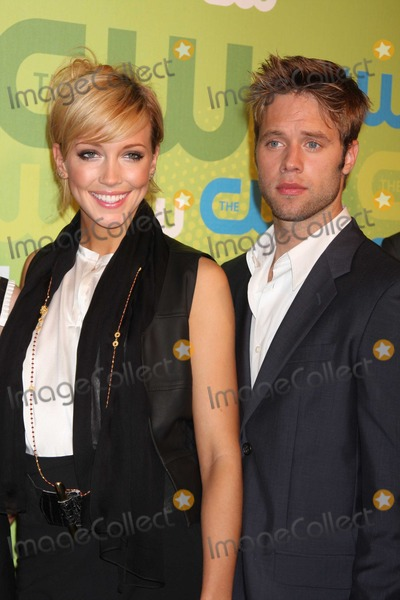 Cassidy Photo - Cassidy Sipos3167JPGNYC  052109Katie Cassidy and Shaun Sipos (Melrose Place)at the CW Upfront 2009 at Madison Square GardenDigital Photo by Adam Nemser-PHOTOlinknet