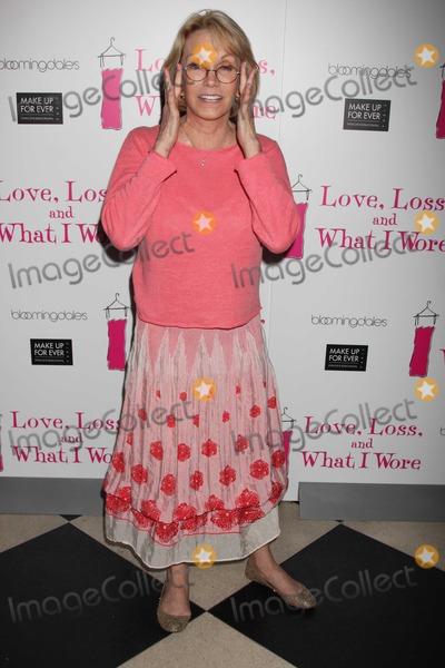 Sandy Duncan Photo - NYC  072910Sandy Duncan at the party to celebrate the new cast of the Off-Broadway play Love Loss and What I Wore at 44 12Photo by Adam Nemser-PHOTOlinknet