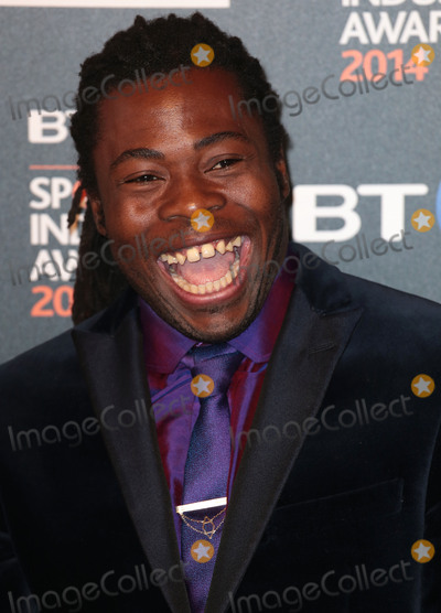 Ade Adepitan Photo - May 08 2014 - London England UK - BT Sport Industry Awards 2014 Battersea Evolution Battersea Park London -  Arrivals Pictured Ade Adepitan