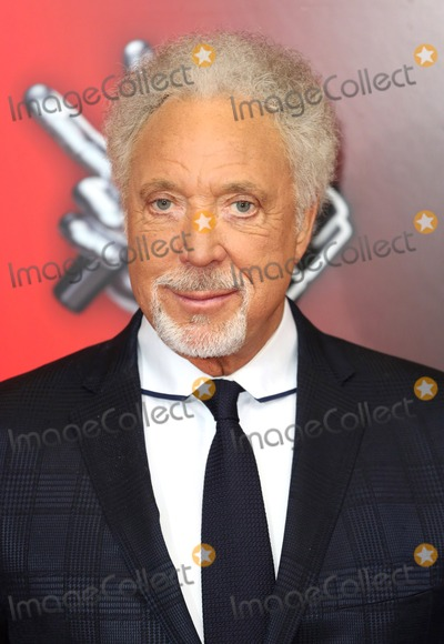 Tom Jones Photo - January 6 2014 New York CityTom Jones at The Voice UK Red Carpet Launch on January 6 2014 in London