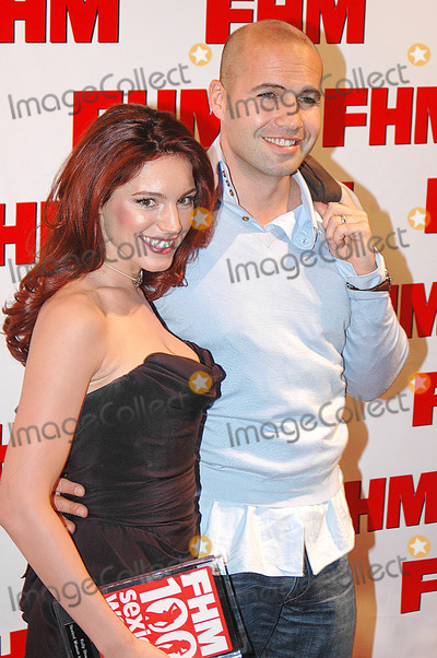 Billy Zane Photo - LONDON APRIL 21 2005    Billy Zane and Kelly Brook at the FHM 100 Sexiest Women Party 2005 held at Umbaba