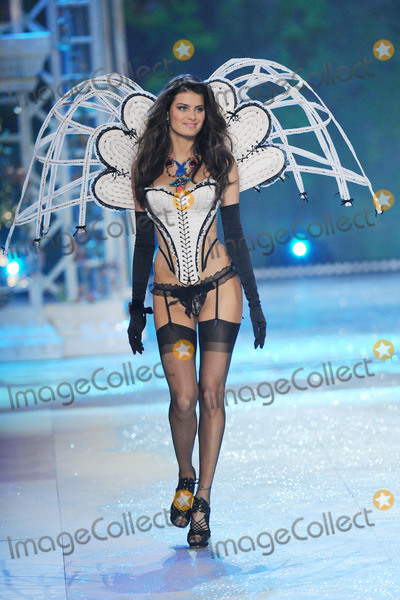 Isabeli Fontana Photo - November 7 2012 New York City Isabeli Fontana walks the runway during the 2012 Victorias Secret Fashion Show at the Lexington Avenue Armory on November 7 2012 in New York City