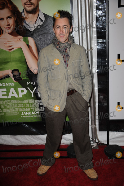 AKAN CUMMING Photo - Actor Alan Cumming arriving at the premiere of Leap Year at Directors Guild Theatre on January 6 2010 in New York City