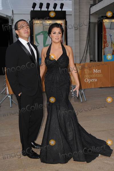Anna Netrebko Photo - September 24 2012 New York City Erwin Schrott and  Anna Netrebko attend the 2012 Metropolitan Opera season opening night performance of LElisir DAmore at The Metropolitan Opera House on September 24 2012 in New York City
