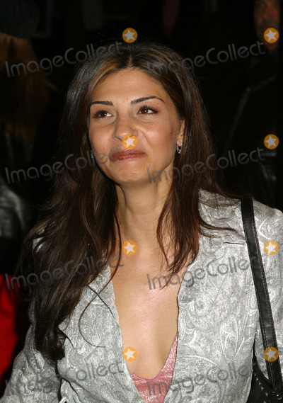 Callie Thorne Photo - Callie Thorne arriving at the World Premiere of Analyze That in New York December 12 2002