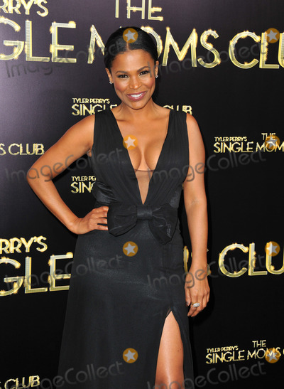 Nia Long Photo - March 10 2014 LANia Long arriving at the premiere of Tyler Perrys The Single Moms Club at the Cinerama Dome on March 10 2014 in Los Angeles California