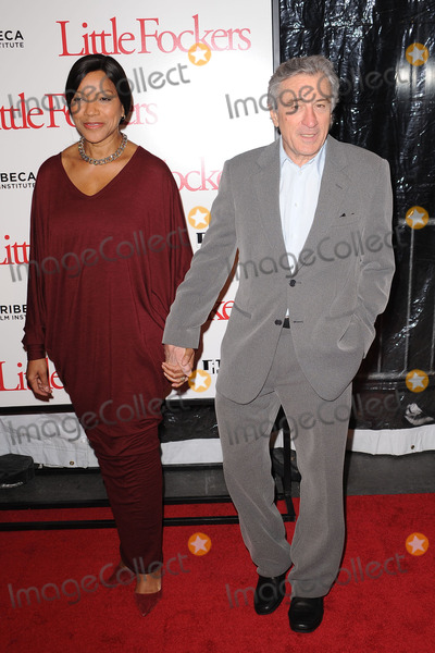 Grace Hightower Photo - Grace Hightower and Robert De Niro attend the world premiere of Little Fockers at Ziegfeld Theatre on December 15 2010 in New York City
