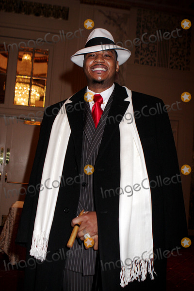 Carmelo Anthony Photo - Carmelo Anthony at Bette Midlers Annual Hulaween Party at the Waldorf Hotel on October 28 2011 in New York City