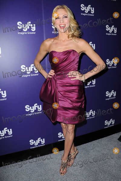Debbie Gibson Photo - Debbie Gibson attends the SYFY World Premiere of Mega Python vs Gatoroid at the Ziegfeld Theater on January 24 2011 in New York City