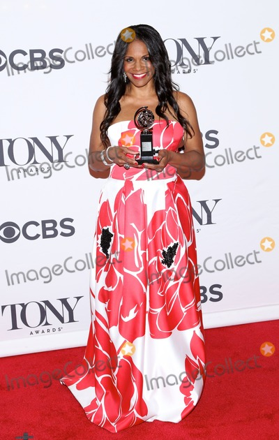 Audra Mcdonald Photo - June 8 2014 New York CityAudra McDonald winner of the award for Best Performance by an Actress in a Leading Role in a Play for Lady Day in the press room during the 68th Annual Tony Awards on June 8 2014 in New York City