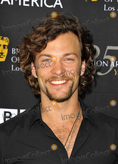 Kyle Schmid Photo - September 22 2012 Los Angeles CAKyle Schmid arriving at the BAFTA Los Angeles TV Tea 2012 presented by BBC America at The London Hotel on September 22 2012 in West Hollywood California