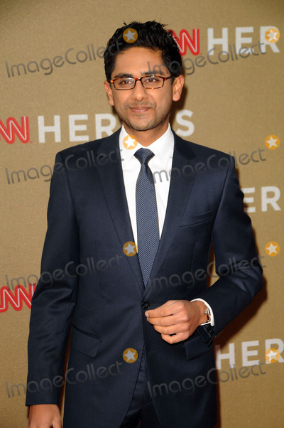 Adhir Kalyan Photo - Actor Adhir Kalyan arriving at 2011 CNN Heroes An All-Star Tribute at The Shrine Auditorium on December 11 2011 in Los Angeles California