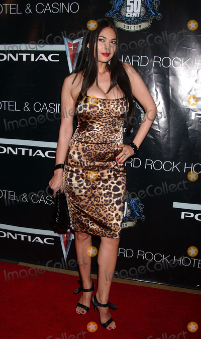 Tara Patrick Photo - Adult film actress Tara Patrick arriving for the 50 Cent performance at The Pontiac Garage Stage poolside at The Hard Rock Hotel and Casino in Las Vegas