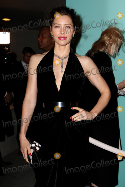 Tiffany Photo - April 10 2014 New York CityActress Jessica Biel attends the Tiffany Debut of the 2014 Blue Book on April 10 2014 at the Guggenheim Museum in New York City