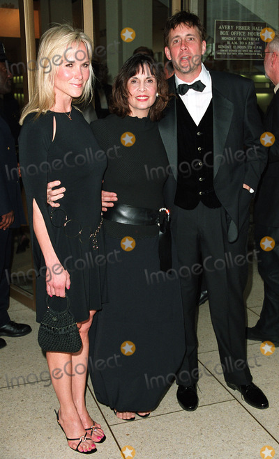 Talia Shire Photo - Talia Shire with her family attending a Gala Tribute to Francis Ford Coppola organized by The Film Society of Lincoln Center Avery Fisher Hall in New York May 7 2002