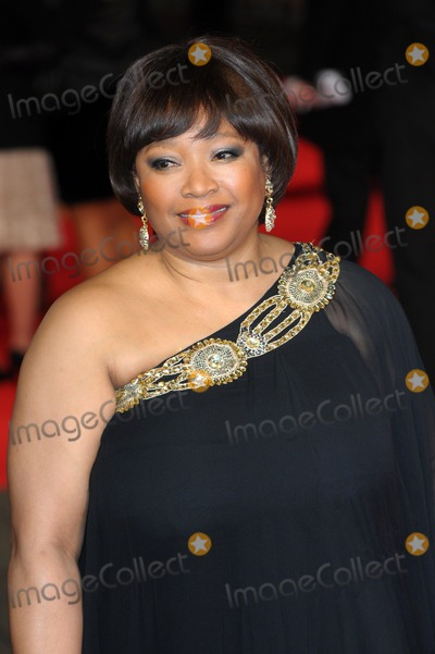 Zindzi Mandela Photo - December 5 2013 LondonZindzi Mandela arriving at the Royal film performance of Mandela Long Walk to Freedom at the Odeon Leicester Square on December 5 2013 in London