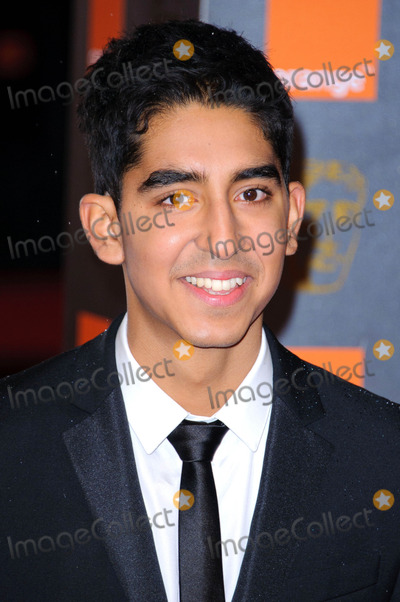 Dev Patel Photo - Dev Patel arriving at the 2011 Orange British Academy Film Awards (Baftas) at The Royal Opera House on February 13 2011 in London