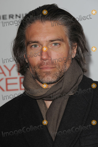 Anson Mount Photo - December 5 2012 New York City Anson Mount attends the Premiere of Playing For Keeps at AMC Lincoln Square Theater on December 5 2012 in New York City