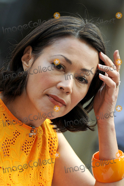 Ann Curry Photo - June 22 2012 New York City Ann Curry on NBCs Today at Rockefeller Center on June 22 2012 in New York City