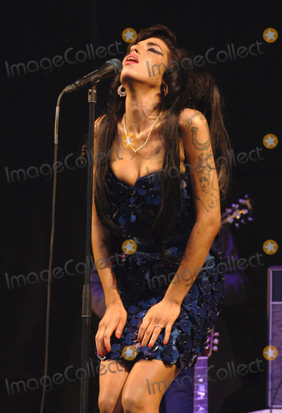 Amy Wienhouse Photo - Singer Amy Winehouse has been found dead in her flat in North London at the age of 27 on July 23 2011 in London