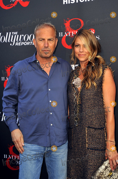 Christine Costner Photo - May 21 2012 LAActor Kevin Costner and Christine Costner at a special screening of Hatfields  McCoys hosted by The History Channel at Milk Studios on May 21 2012 in Hollywood California