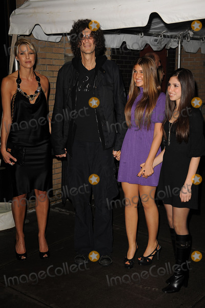 Beth Ostrosky Pictures and Photos Howard Stern Family