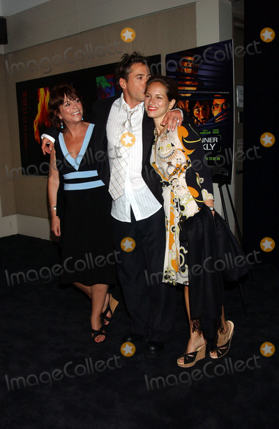 Downey Picture - Robert Downey Jr with wife Susan and Allyson Downey    Allyson Downey, Robert Downey