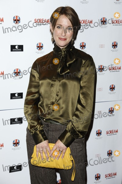 Anna Brecon Photo - Anna Brecon arriving for the premiere of Stalker at the Empire Leicester Square London 15102011 Picture by Steve Vas  Featureflash