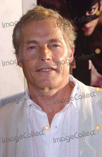 Michael Massee Photo - Actor MICHAEL MASSEE at the world premiere in Hollywood of his new movie CatwomanJuly 19 2004